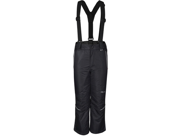 TROLLKIDS Holmenkollen Snow Pants Kids, black